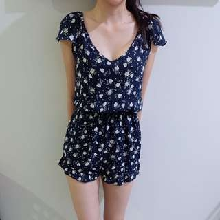 COTTON ON Jumpsuit Flower