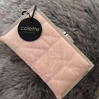 Colette Dusty Pink Wallet