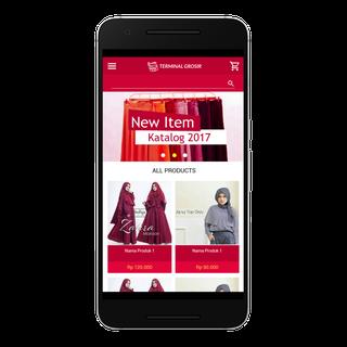 Aplikasi Online Shop Termurah