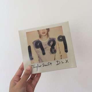 Taylor Swift 1989 Deluxe Album