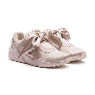 (現貨*1)FENTY PUMA BOW WOMEN'S SNEAKERS 蝴蝶結 球鞋