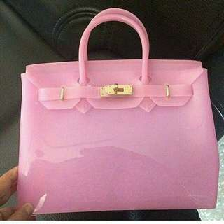 Hermes Jelly Baby Pink 😚