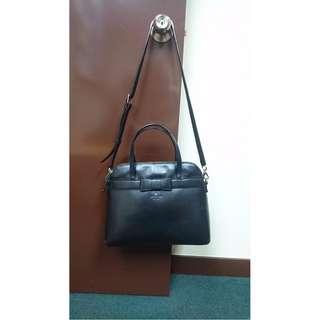 100% Real Kate Spade Lady Two Way Handbag