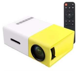 Portable Projector (yellow)