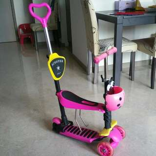 Toddler/ Kid Scooter