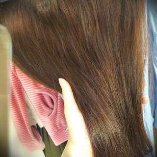 Hair Clip 100% Human Hair