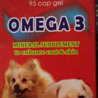 Fish Oil Vitamins For DOGS