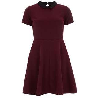 Dorothy Perkins Collared Dress
