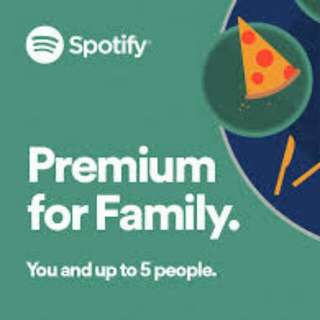 Spotify Family Slot