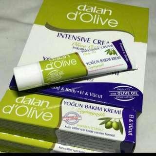 土耳其Dalan d'olive 橄欖油護手霜 20ml 含運