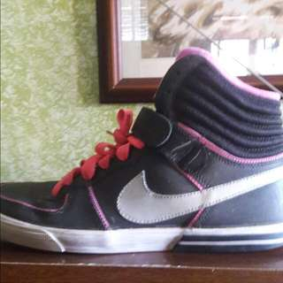 Nike Teens Rubbershoes