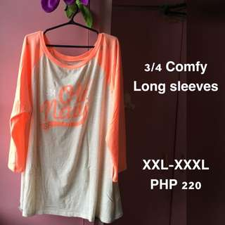 Plus Size Comfy Sleeves