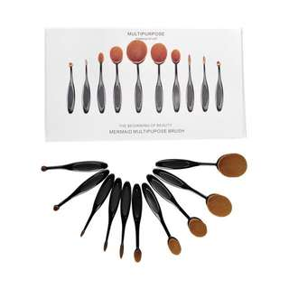 💖INSTOCKS💖 Multipurpose Makeup Brush Set