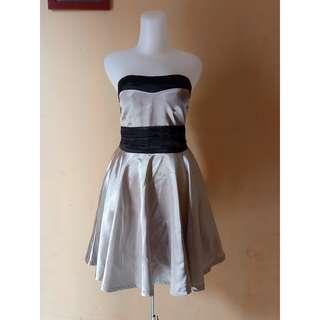 Gaun Pesta - Midi Party Dress
