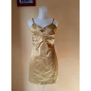 Midi Dress - Gaun Pesta SeconHand