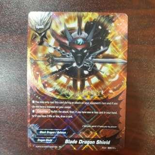 Blade Dragon Shield