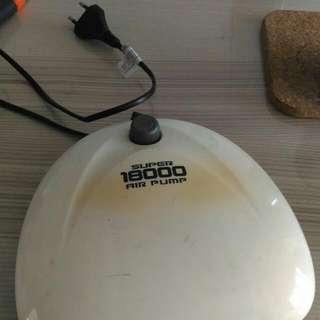 Super 18000 Air pump