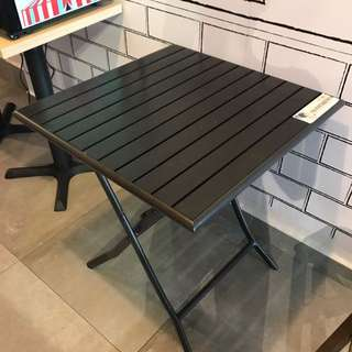 Outdoor Table (Black)