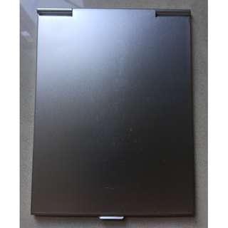 MUJI Aluminium Compact Folding Mirror (L)