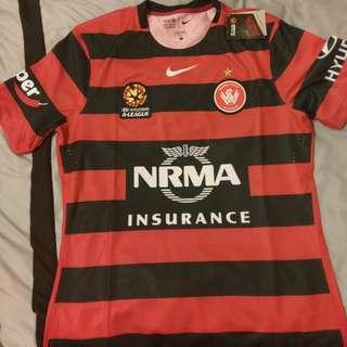 Western Sydney FC Jersey