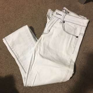 Sampson And Taylor Jeans