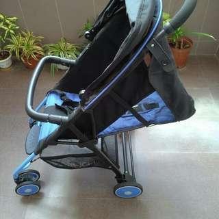Lucky Baby Stroller (Rush) Light Weight 4.2kg