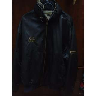 Jacket Champions authentic with hoodie