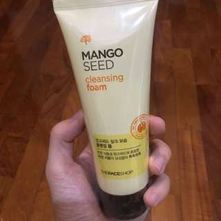 The Face Shop - Mango Seed Cleansing Foam