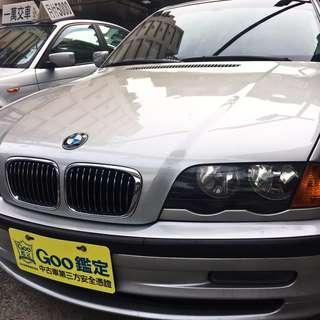 BMW 320I 2.2 少跑 高官代步 2001年