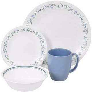 Corelle country cottage 16 PC dinnerware set  FREE SHIPPING NATIONWIDE!!