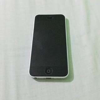 iPhone 5c 16gb Globelocked