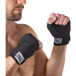 Free Postage - Everlast Hand Wrist Wrap Boxing Muay Thai Glove Rope String 5-meter