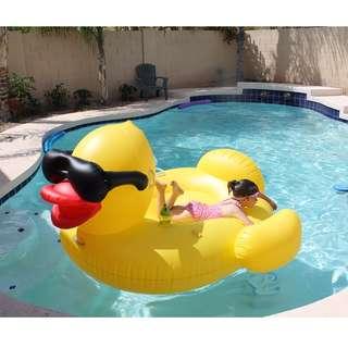 Derby duck float rental - Pool party