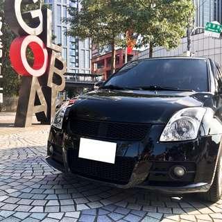 SUZUKI SWIFT 2007年 1.5L 二手車 中古車 小車 省油 全額貸