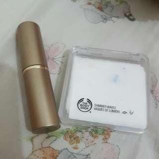 Golden Touch Oriflame Dan Body Shop