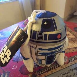 R2-D2 Plush Key Chain