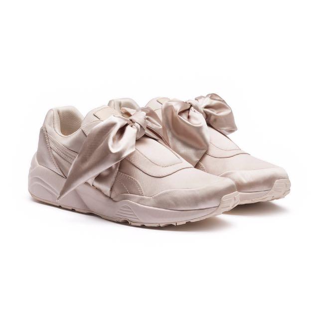 (現貨*1)FENTY PUMA BOW WOMEN'S SNEAKERS 蝴蝶結 球鞋