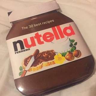 Nutella Recipe Book Cook Book