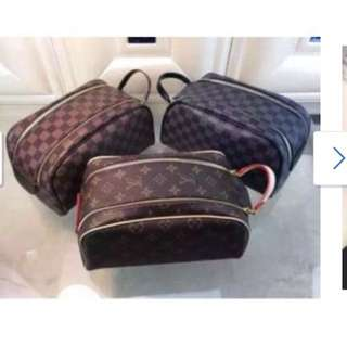 LV Make Up Bags