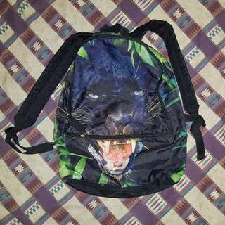 Topman Black Panther Backpack