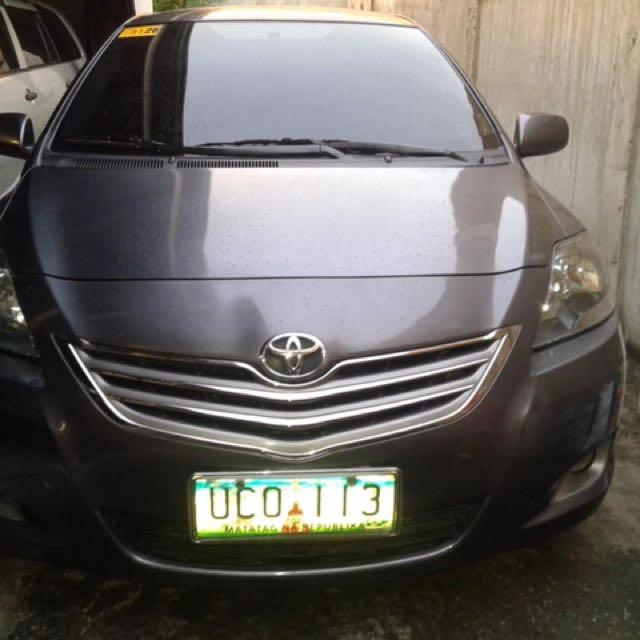2013 Toyota Vios 1.3g