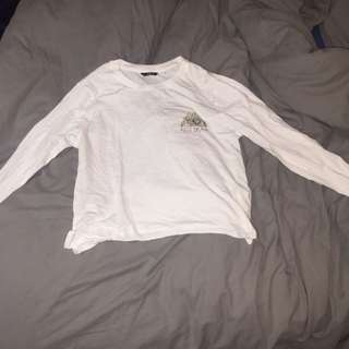Factorie Cropped Long Sleeve