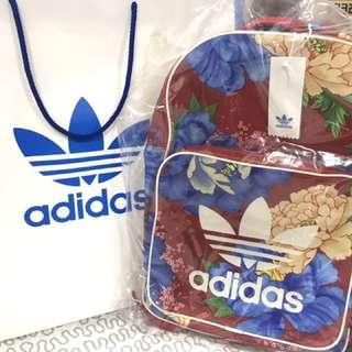🇯🇵日本帶回 專櫃購買 adidas愛迪達後背包 現貨
