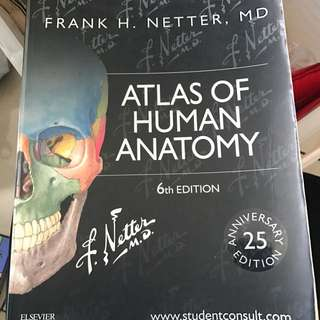 Netter Atlas of Human Anatomy 6th Edition