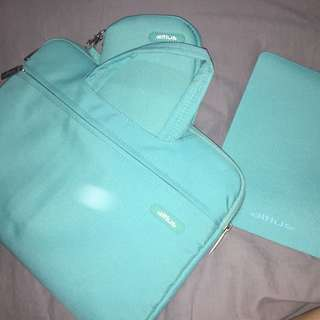 Altius Laptop Case + Mouse Pad And Pouch