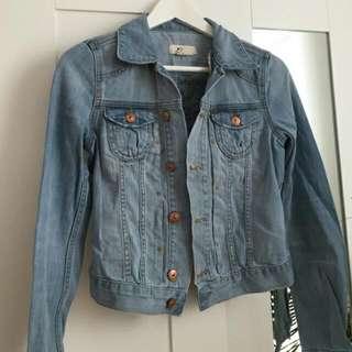 Denim Jacket H&M Original