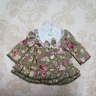 1/6 Size Bjd Doll Clothes