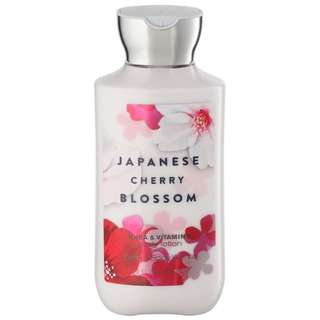 Bath & Body Works Japanese Cherry Blossom Body lotion 236ml   FREE SHIPPING min Php500