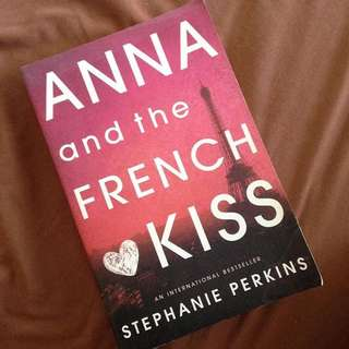 Anna And The French Kiss Novel