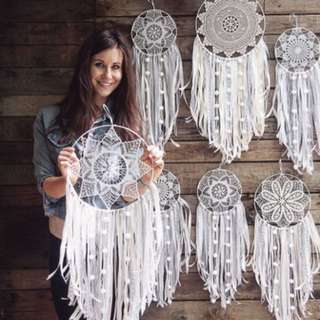 Looking For - Crochet Dreamcatcher